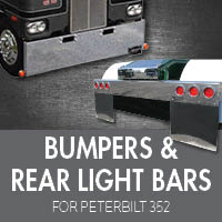 Bumpers for Peterbilt 352