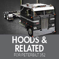 Hoods & Related for Peterbilt 352