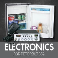 Electronics for Peterbilt 359