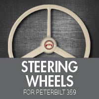 Steering Wheels for Peterbilt 359