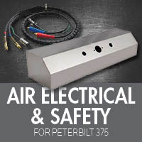 Air, Electrical & Safety for Peterbilt 375