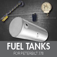 Peterbilt 378 Fuel Tanks