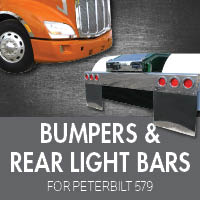 Bumpers for Peterbilt 579