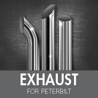 Exhaust for Peterbilt