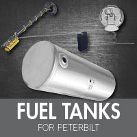 Fuel Tanks for Peterbilt