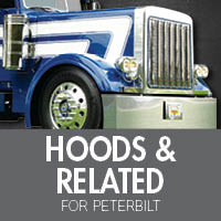 Hoods for Peterbilt