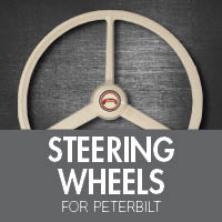 Steering Wheels for Peterbilt