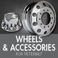 Wheels & Tires for Peterbilt