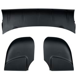 Bumper Air Flow Deflector For Volvo VNL Gen II