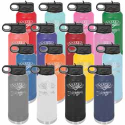 32 Oz. Stainless Steel Hot/Cold Water Bottle