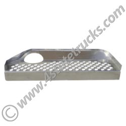 Aluminum Fairing Step with Fuel Hole for Kenworth