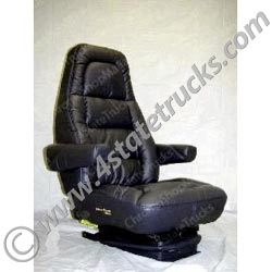Bostrom LSO Wide Ride Seat w/ Armrests