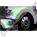 Jones Performance - Outlaw II Fenders Fits Peterbilt 379