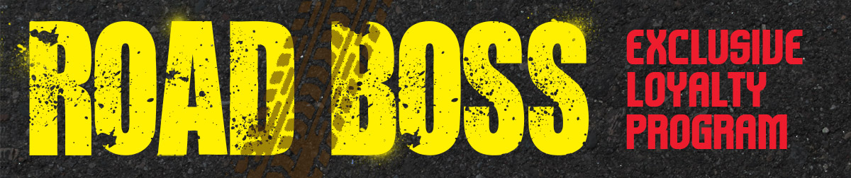 Road Boss Exclusive Loyalty Program