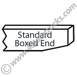 Standard Boxed End