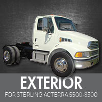 Exterior Parts for Sterling Acterra 5500-8500