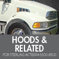 Hoods & Related for Sterling Acterra 5500-8500