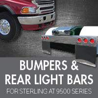 Sterling AT 9500 Series Bumpers