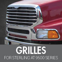 Sterling AT 9500 Series Grilles