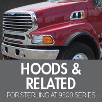 Sterling AT 9500 Series Hoods & RelatedSterling AT 9500 Series Hoods & Related