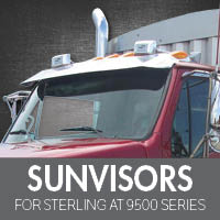 Sterling AT 9500 Series Visors