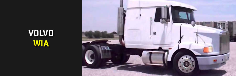 Volvo WIA Parts | 4 State Trucks