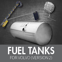 Fuel Tanks for Volvo VNL Version 2
