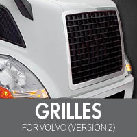 Grilles for Volvo VNL Version 2
