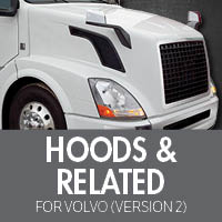 Hoods & Related for Volvo VNL Version 2