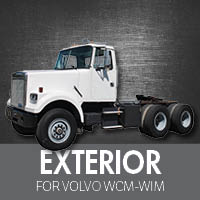 Exterior Parts for Volvo WCM-WIM