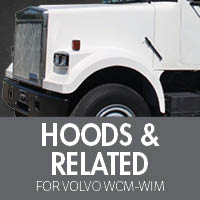 Hoods & Related for Volvo WCM-WIM