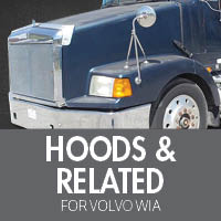 Hoods & Related for Volvo WIA