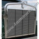 Kenworth W900A Stainless Steel Complete Grille Assembly