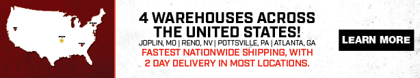 4 Warehouses Across The US
