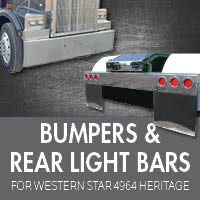 Bumpers for WS 4964 Heritage