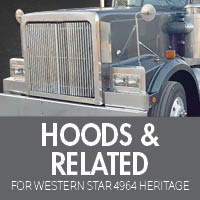 Hoods & Related for WS 4964 Heritage