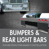 Bumpers for WS 4964EX Constellation