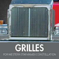 Grilles for WS 4964EX Constellation