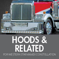 Hoods & Related for WS 4964EX Constellation