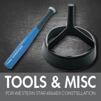 Tools for WS 4964EX Constellation
