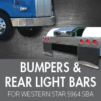Bumpers for WS 5964 SBA