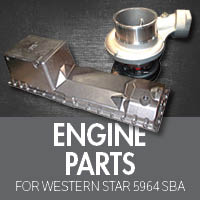 Engine Parts for WS 5964 SBA