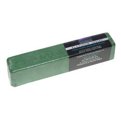 Zephyr Platinum Moss Green Polishing Rouge Bar - Signature Series - 2 Pounds