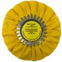 Zephyr Yellow Airway Medium/Heavy Cutting Wheel